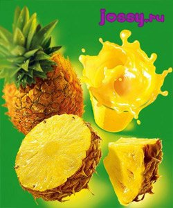 Ананас для схуднення   приклади ананасовій дієти