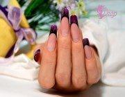 Ціни на нарощування нігтів гелем та акрилом