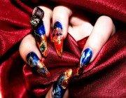 Фото акваріумного дизайну нігтів і технологія виконання