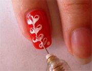 Красиві малюнки на нігтях в домашніх умовах