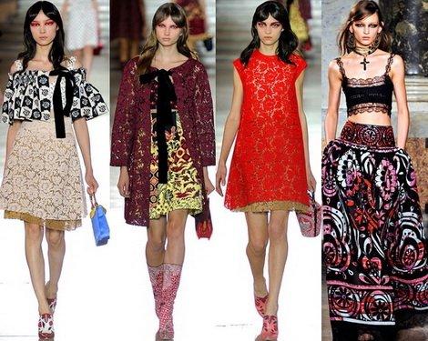 Мода весна літо 2016
