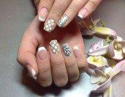 Моделювання нігтів арочним методом