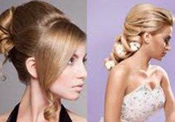 Модні зачіски на випускний бал