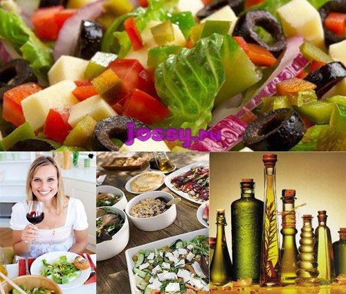 Середземноморська дієта   меню середземноморської дієти на тиждень