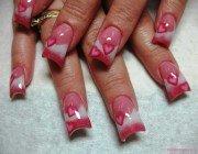 Трафарети для дизайну нігтів