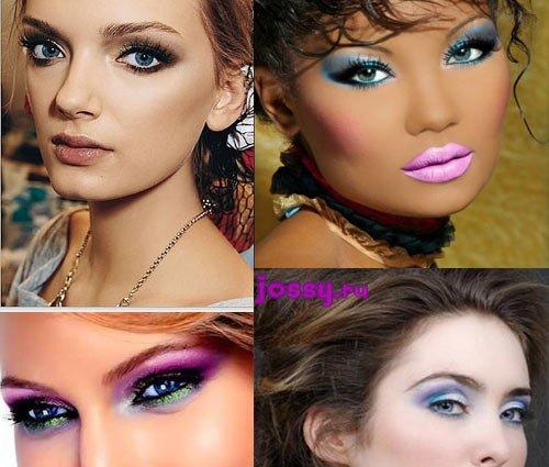 Чувство вкуса в макияже