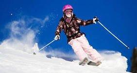 Як навчитися кататися на лижах