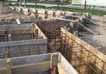 Будуємо стовпчастий фундамент для каркасного будинку самостійно