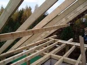 Будівництво даху своїми руками: основні етапи та особливості
