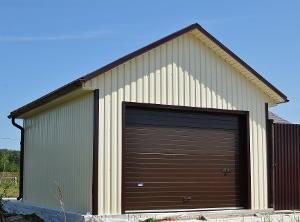 Чим покрити дах гаража: найпростіші і дешеві варіанти