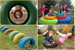 Дитячі майданчики: будівництво, оптимальні розміри, складові елементи, оформлення