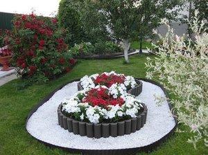 Дизайн клумб: існуючі варіанти оформлення, підбір відповідних квітів і рослин