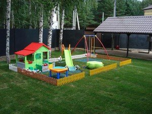 Ігрові комплекси: Різновиди дитячих ігрових комплексів, їх особливості та переваги