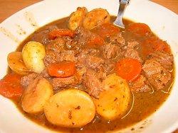 Картопля з м\ясом – рецепти приготування тушкованої картоплі з м\ясом