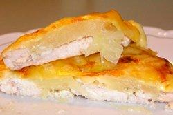 Курка з ананасами – 3 кращих рецепта