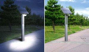 Ліхтарі на сонячних батареях: особливості, принцип дії, плюси і мінуси, пристрій, установка