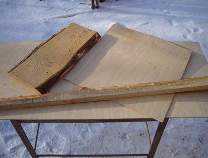 Лопата для прибирання снігу своїми руками: покрокове виготовлення з фото