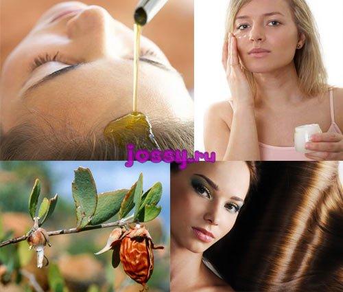 Масло жожоба для волосся   застосування олії жожоба для особи
