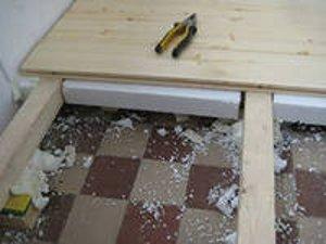 Матеріали рекомендовані для утеплення підлоги в приватному будинку