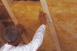 Матеріали і технологія утеплення даху зсередини будинку