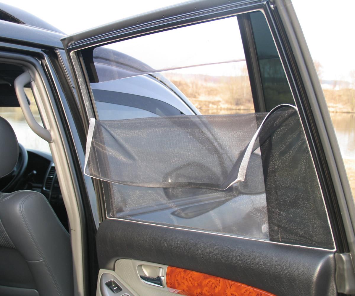 Как закрепить шторки в автомобиле своими руками