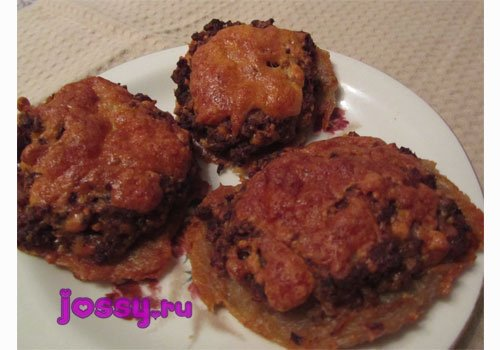 М\ясо по–французьки   оригінальний рецепт