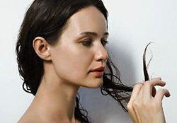 Натуральні маски для жирного волосся