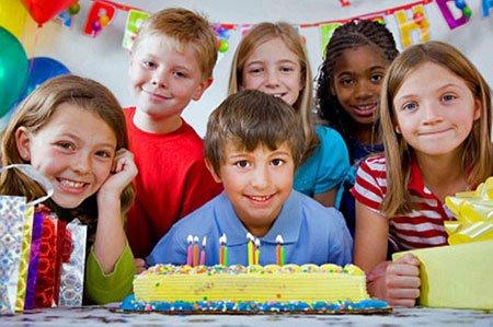 Найкращі місця, де можна відзначити день народження дитини