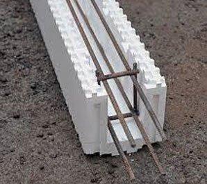 Незнімна опалубка для фундаменту: переваги та будівництво