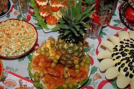 Новий рік повинен бути смачним!