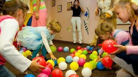Огляд кращих дитячих конкурсів на день народження