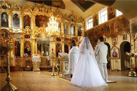 Особливості вінчання в православній церкві