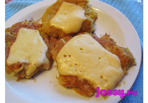 Овочеве гаряче блюдо   рецепт з сиром