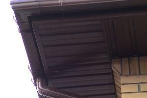 Підшивка карниза даху. Принципи монтажу і використовувані матеріали.