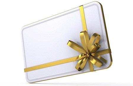 Подарункові сертифікати на день народження