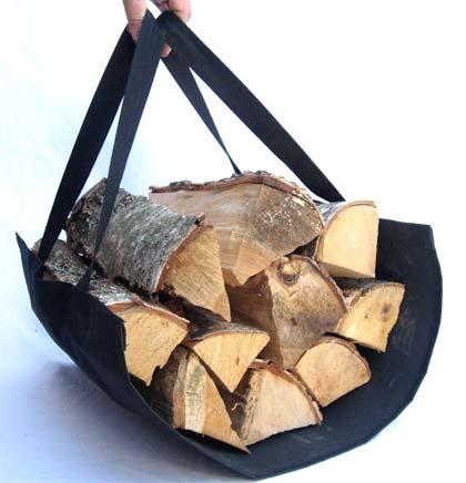 Пристосування для перенесення дров: керівництво по виготовленню своїми руками