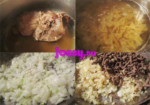 Рецепт другого гарячого страви