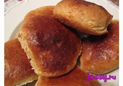 Рецепт з пророщеної пшениці: булочки з начинкою