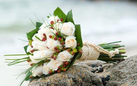 Робимо весільний букет своїми руками