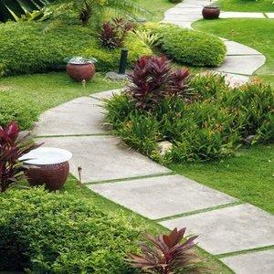 Садові доріжки: види, матеріали для виготовлення, характеристики різних видів, особливості укладання