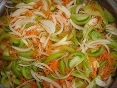 Салати на зиму, рецепти