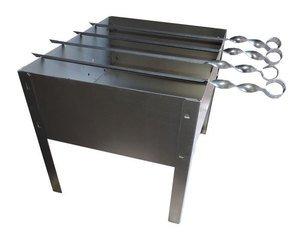 Саморобні металеві мангали: особливості, види, технологія споруди, рекомендації по догляду