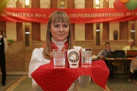 Сценарій тематичної вечірки в стилі СРСР