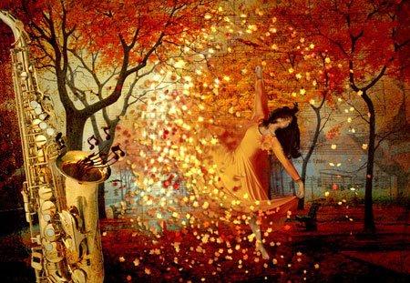 Сценки та конкурси на осінній бал