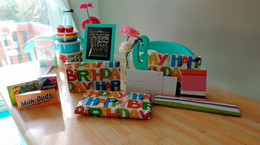 Подарок для мамы парня на день рождения 84