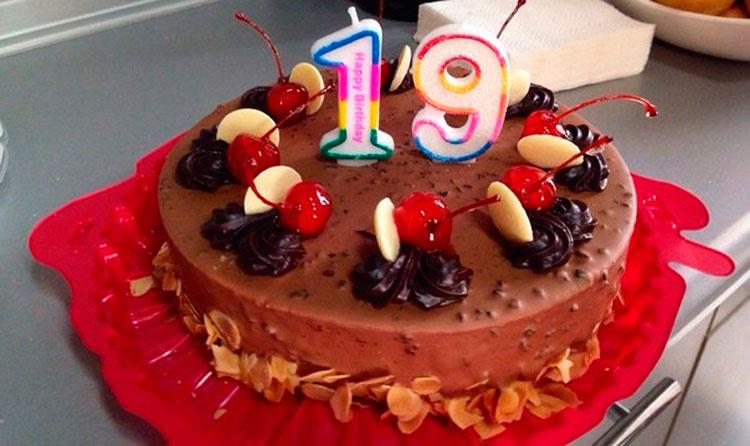 Поздравления на день рождения дочери 19 лет