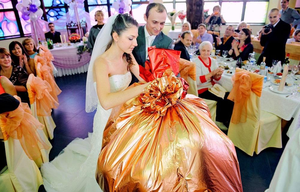Подарок на свадьбу от друга невесты 731