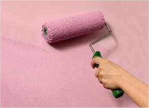 Секрети технології підготовки стін під фарбування