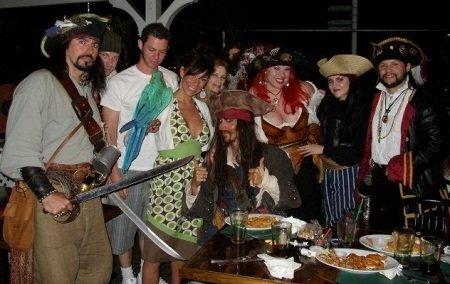 Секрети вдалої піратської вечірки