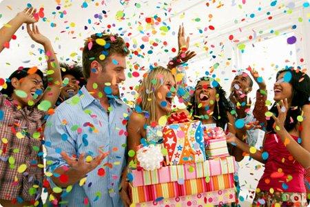 Смішні сценки для привітання з днем народження